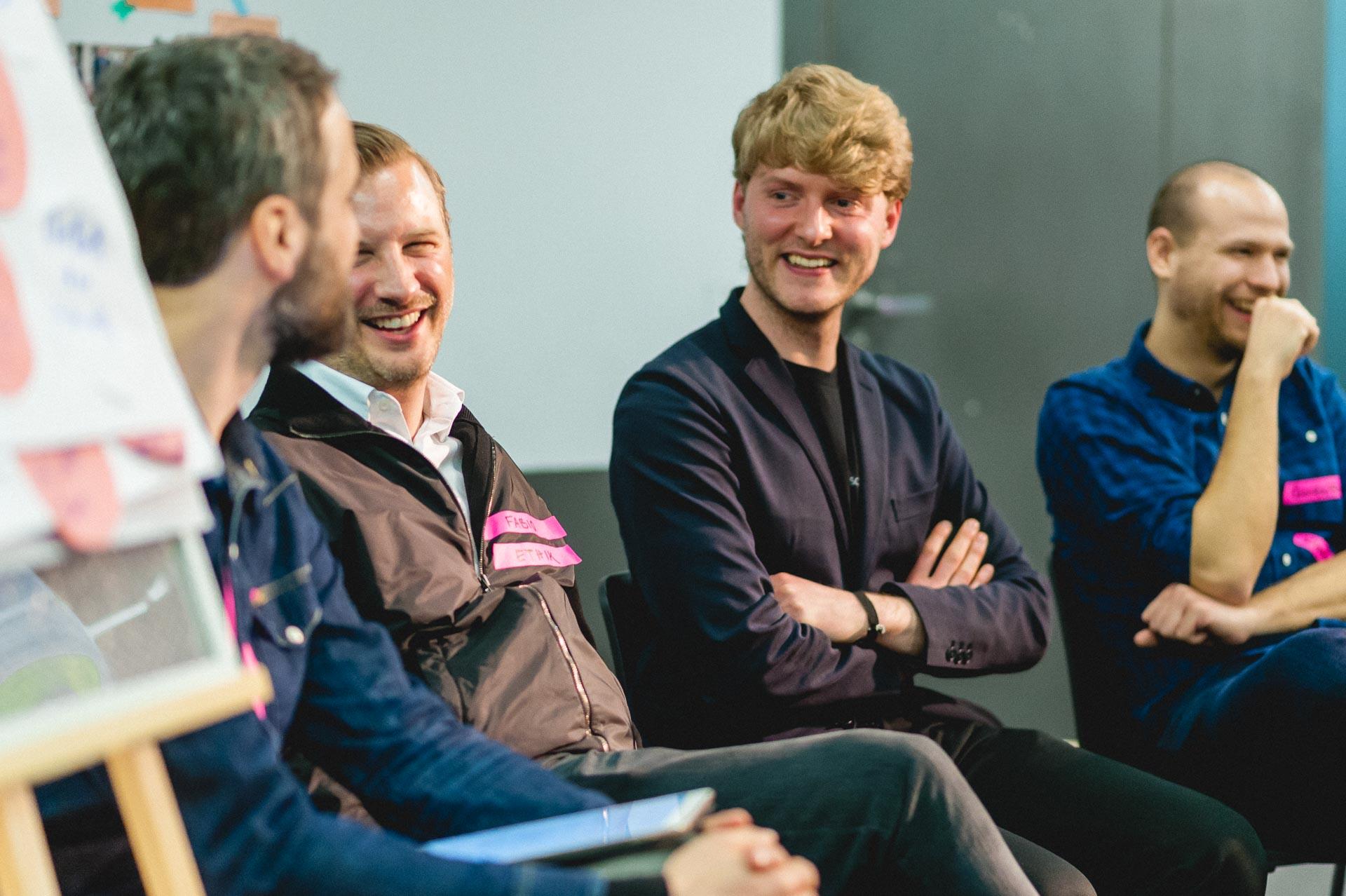 unbubbled Session #5 - Autonomous Design Der Wandel der Mobilität schreitet voran